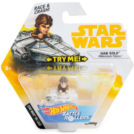 Han Solo & Millennium Falcon -