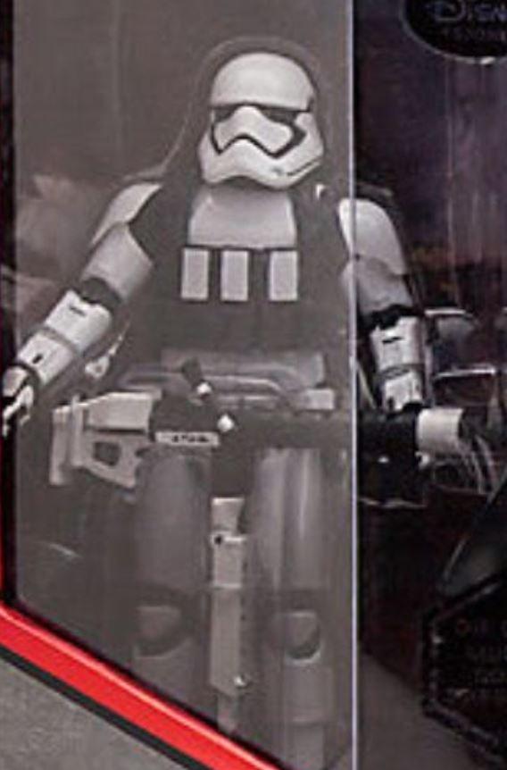First Order Heavy Gunner Stormtrooper | Disney Elite Deluxe Gift Set