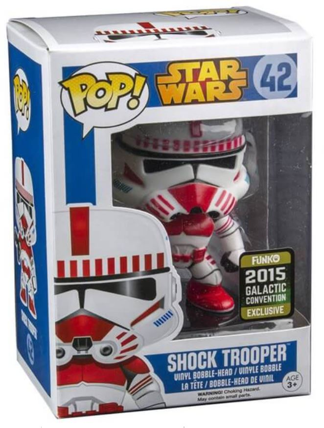 Shock Trooper - Galactic Convention