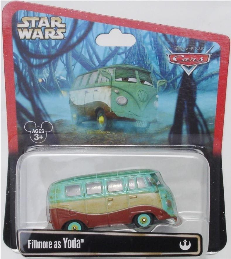 Fillmore as Yoda