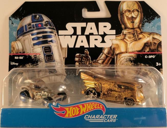 R2-D2 & C-3PO -