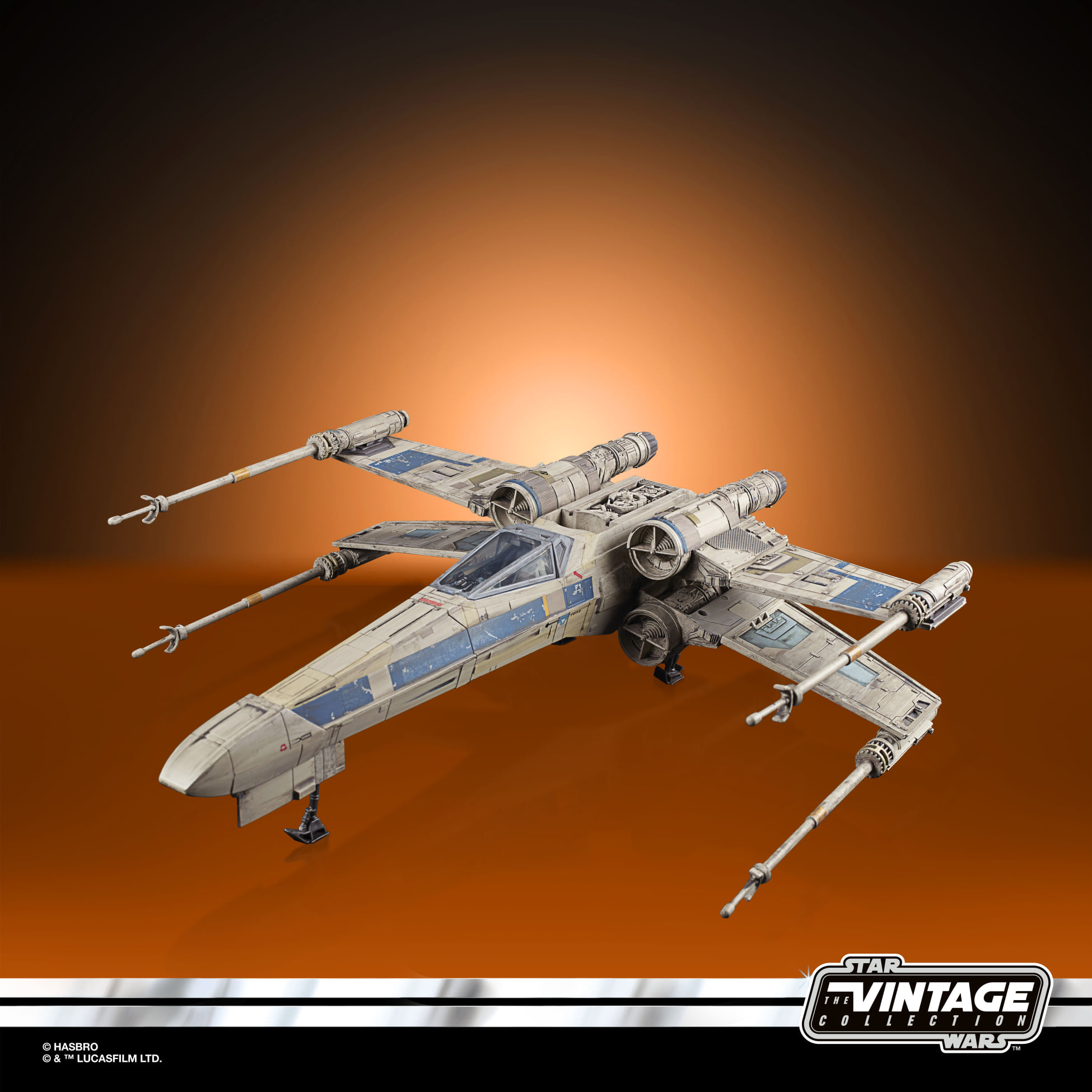 Antoc Merrick's X-Wing