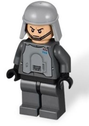General Veers | Star Wars Advent Calendar 2012