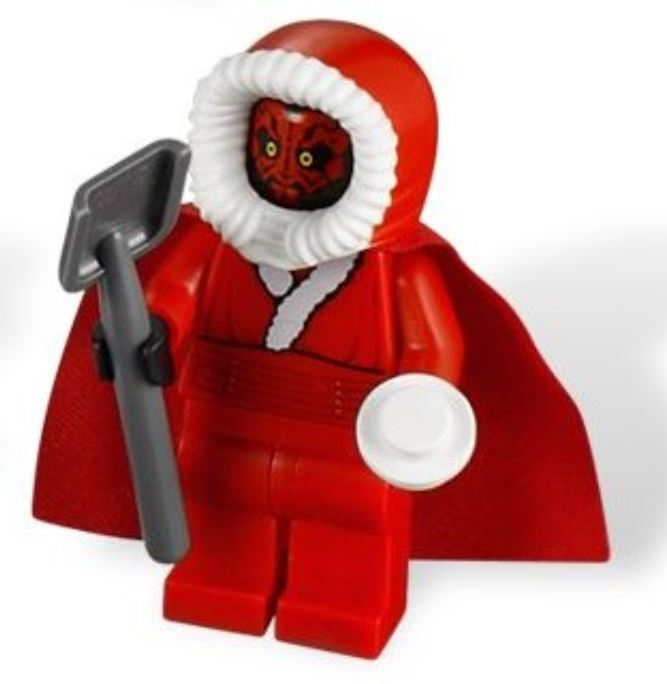 Darth Maul | Star Wars Advent Calendar 2012