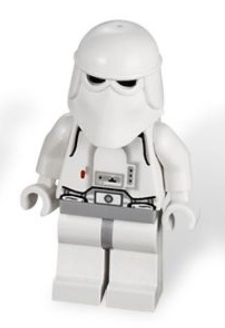 Snowtrooper | Star Wars Advent Calendar 2012