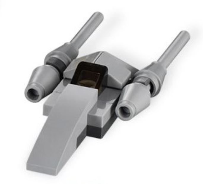 Naboo Royal Starship | Star Wars Advent Calendar 2012