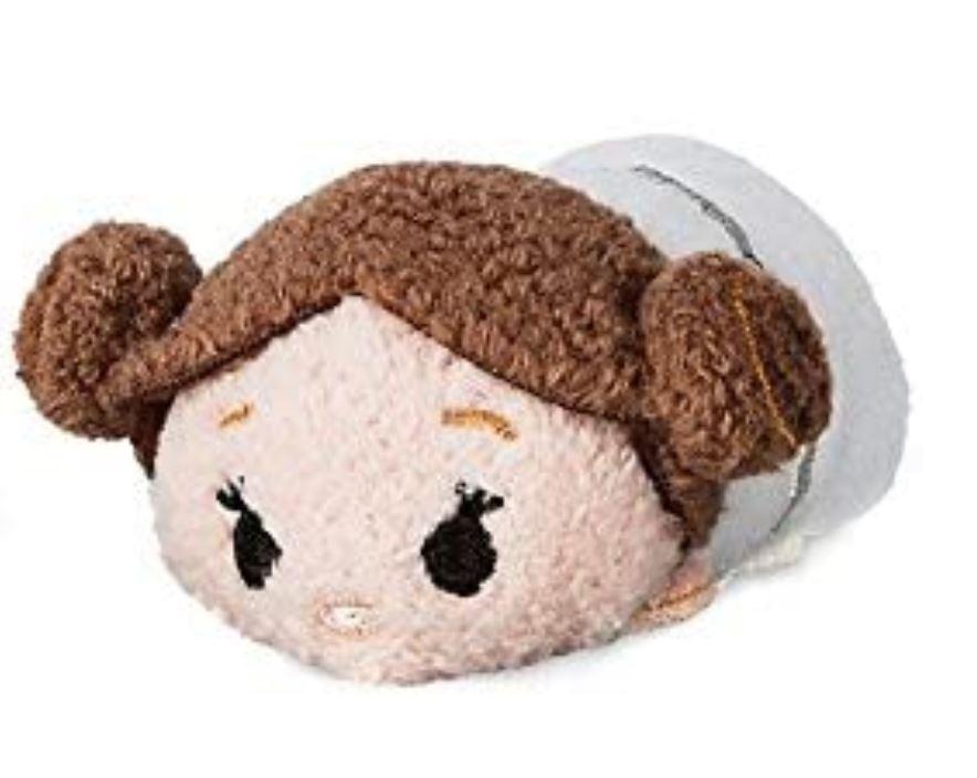 Princess Leia   40th Anniversary Micro-Tsum Set