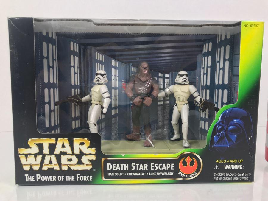 Death Star Escape -