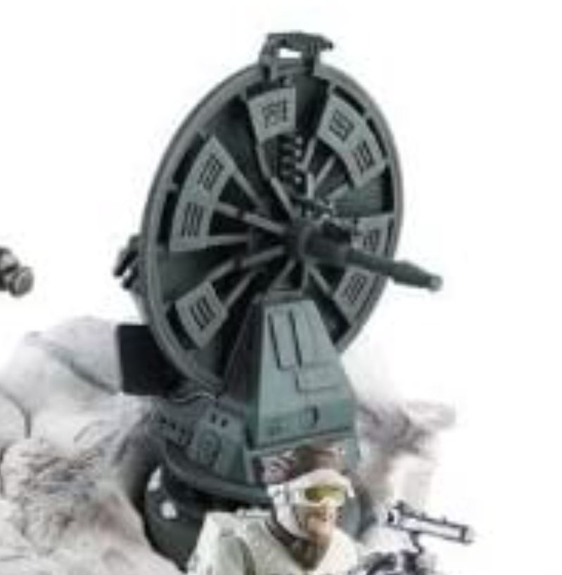 Laser Cannon | Battle of Hoth (Evacuation of Echo Base)