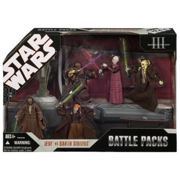 Jedi vs. Darth Sidious