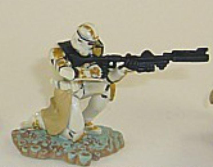 327th Star Corps Trooper 3 | Battle of Felucia