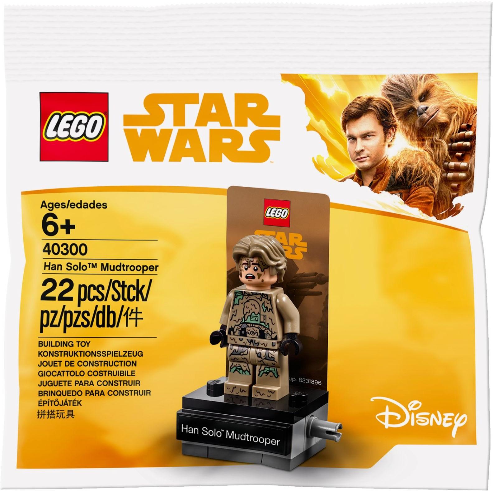 Han Solo Mudtrooper -