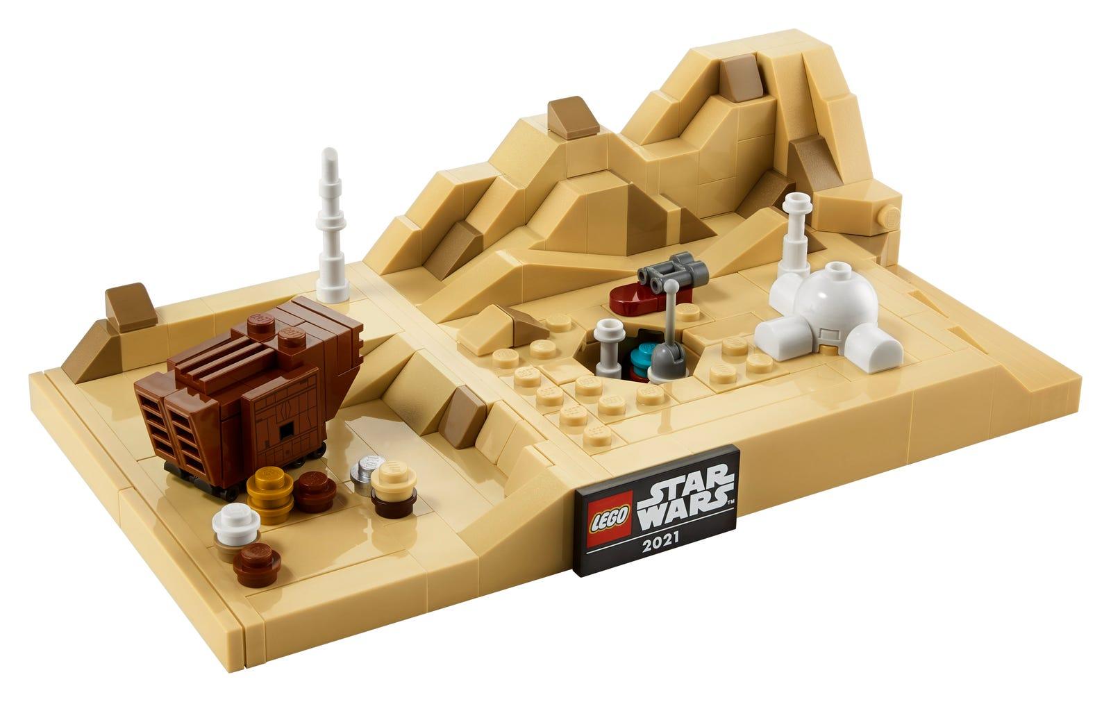 Tatooine Homestead