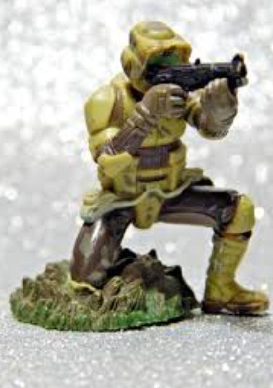 41st Elite Clone Trooper 3 | Battle of Kashyyyk (Elite Clone Troopers)