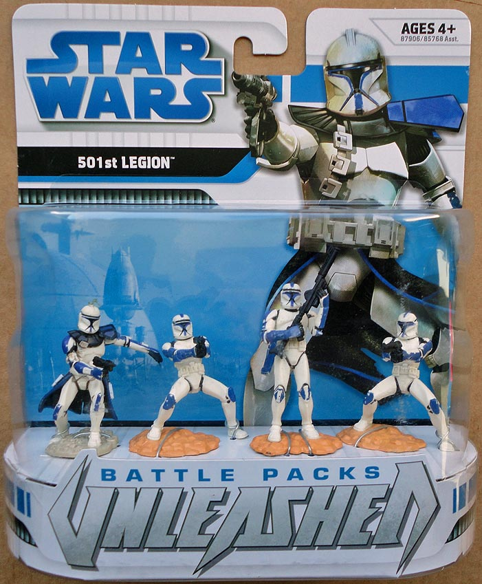Ultimate Battles (501st Legion)