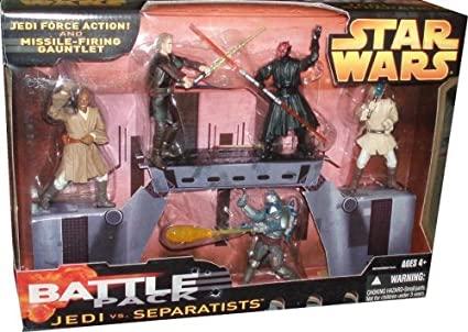 Jedi vs. Separatists