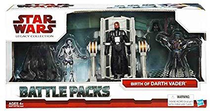 Birth of Darth Vader