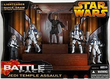 Jedi Temple Assault -