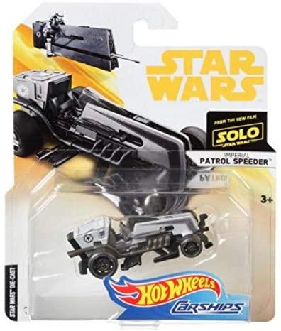 Imperial Patrol Speeder -