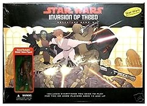 Invasion of Theed Role Playing Game -