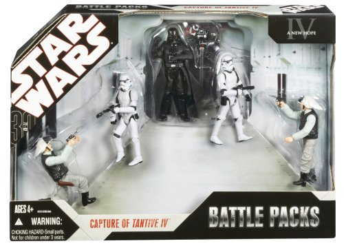 Capture of the Tantive IV