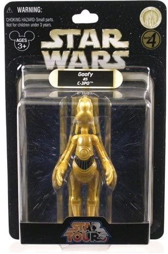 Goofy as C-3PO -
