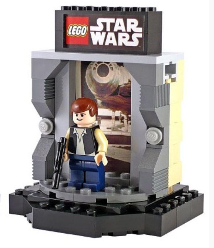 Han Solo (NY Toy Fair)