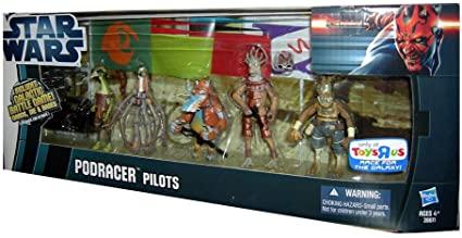 Podracer Pilots -