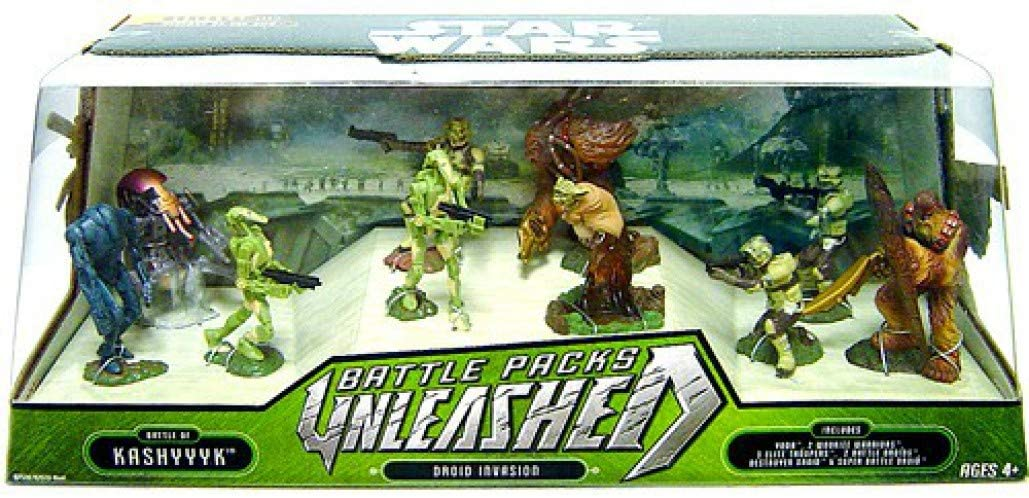 Battle of Kashyyyk (Ulitmate Battles)