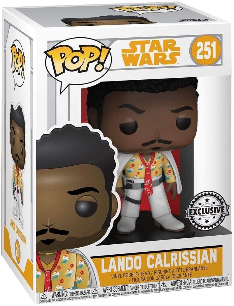 Lando Calrissian (Tropical) -