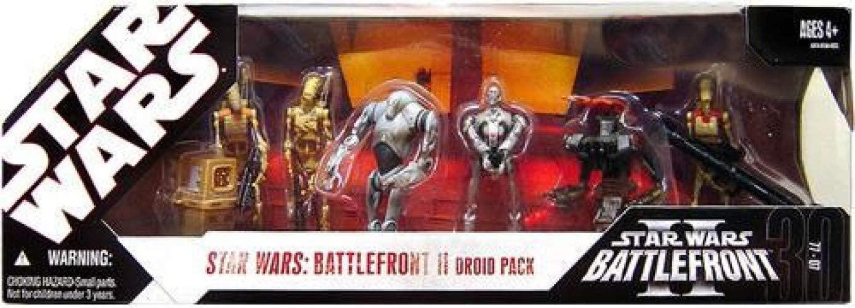 Battlefront II Droid Pack -
