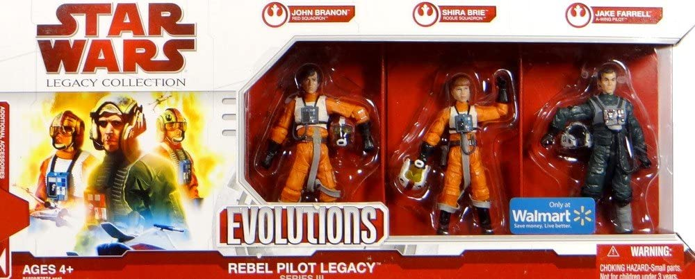 Rebel Pilots III
