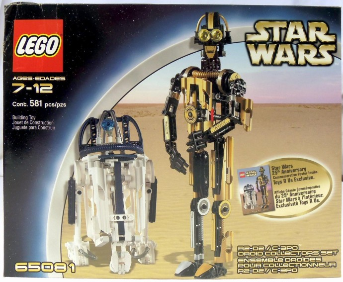 R2-D2 / C-3PO Droid Collector's Set -