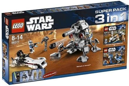 3-in-1 Super Pack 2011 1