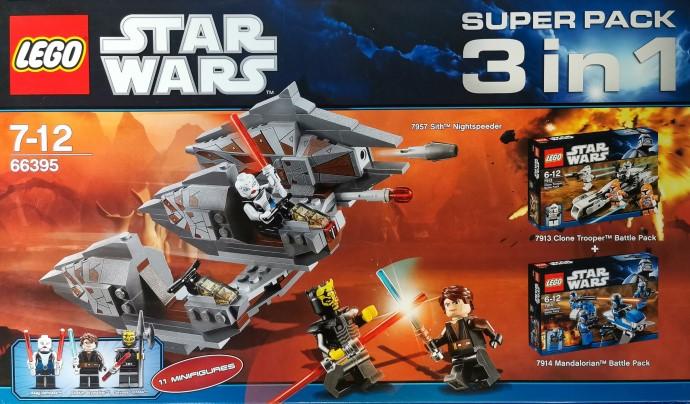 3-in-1 Super Pack 2011 3 -