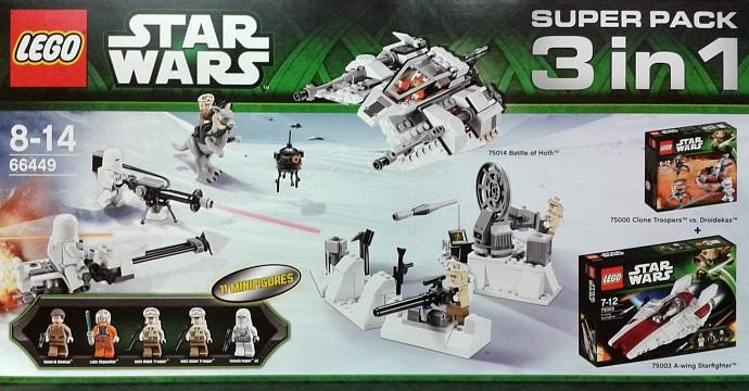 Super Pack 3-in-1 2013