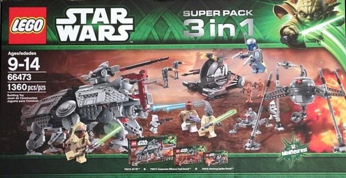 Lego Star Wars Value Pack