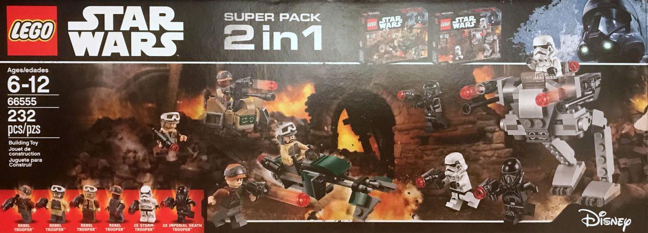 Super Pack 2017 2 in 1 1 -