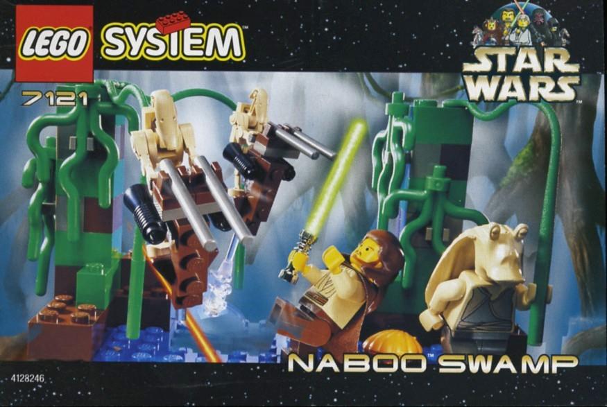 Naboo Swamp -