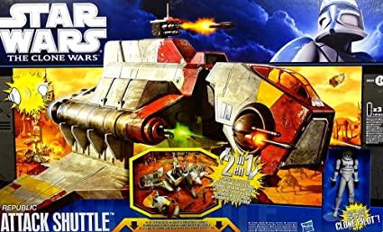 Republic Attack Shuttle -