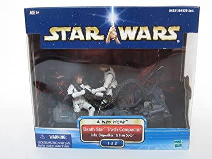 Death Star Trash Compactor Set 1
