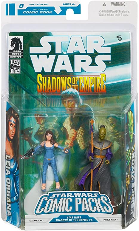 Star Wars Shadows of the Empire 5 (Legacy 08) -