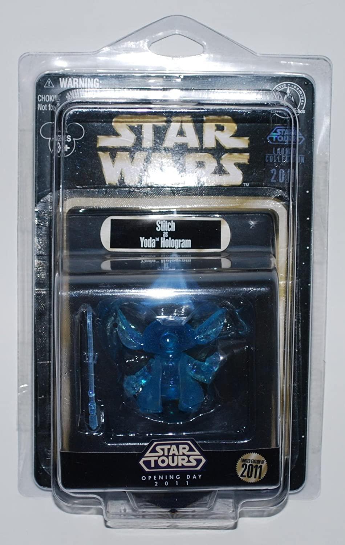 Stitch as Yoda (Hologram) -