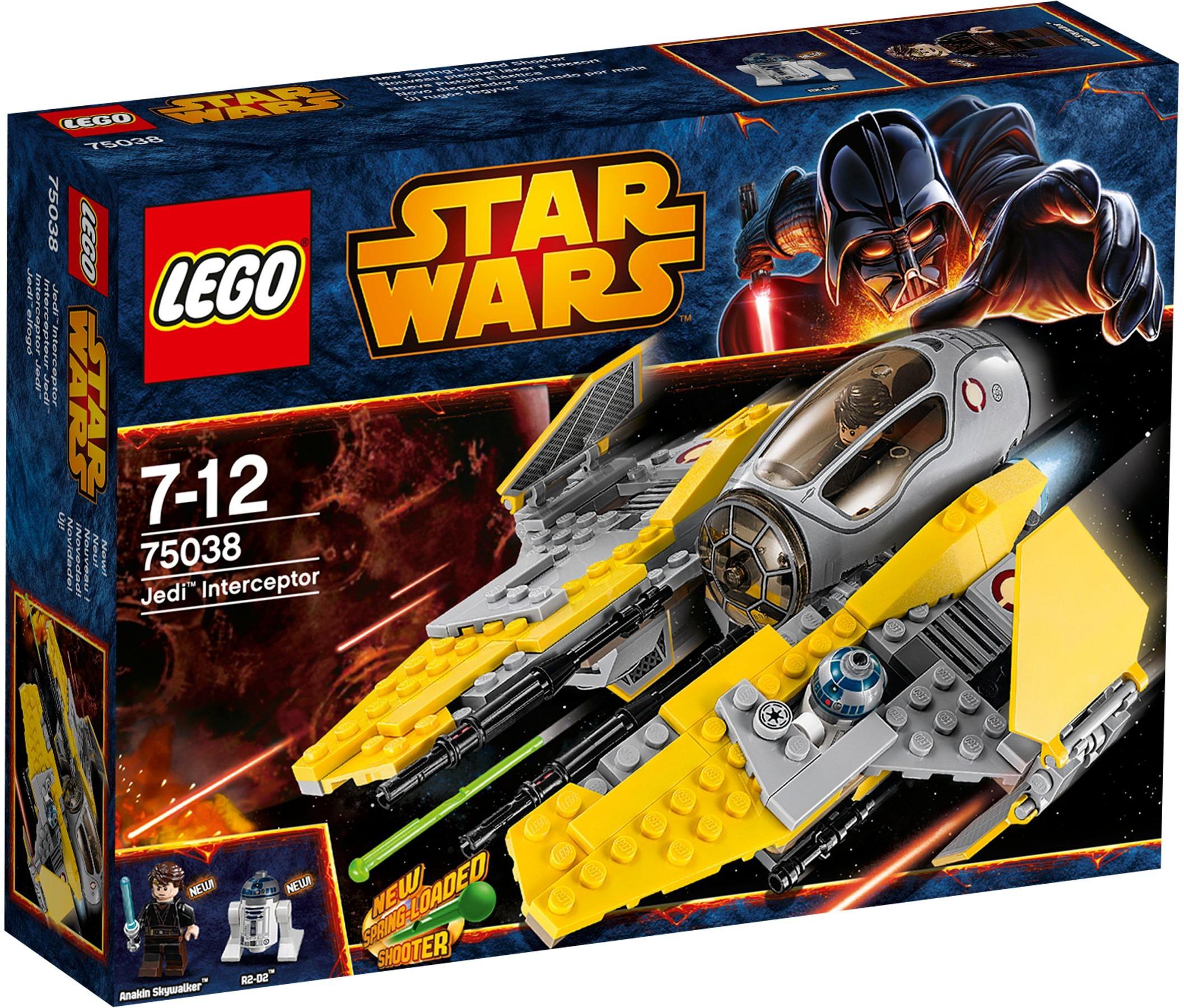 Jedi Interceptor -
