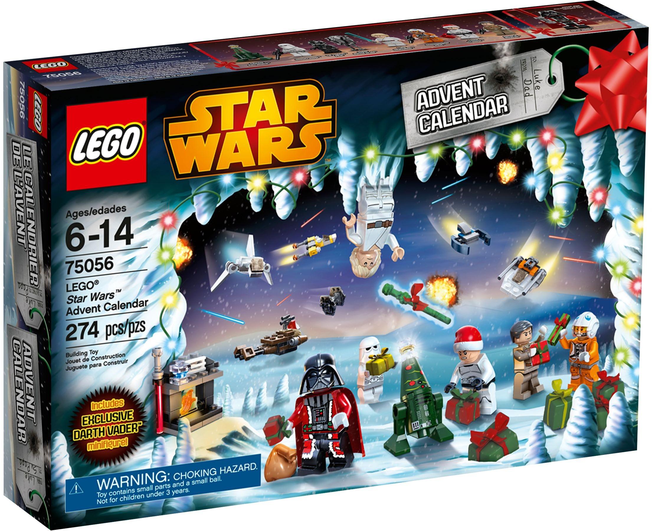 Star Wars Advent Calendar 2014
