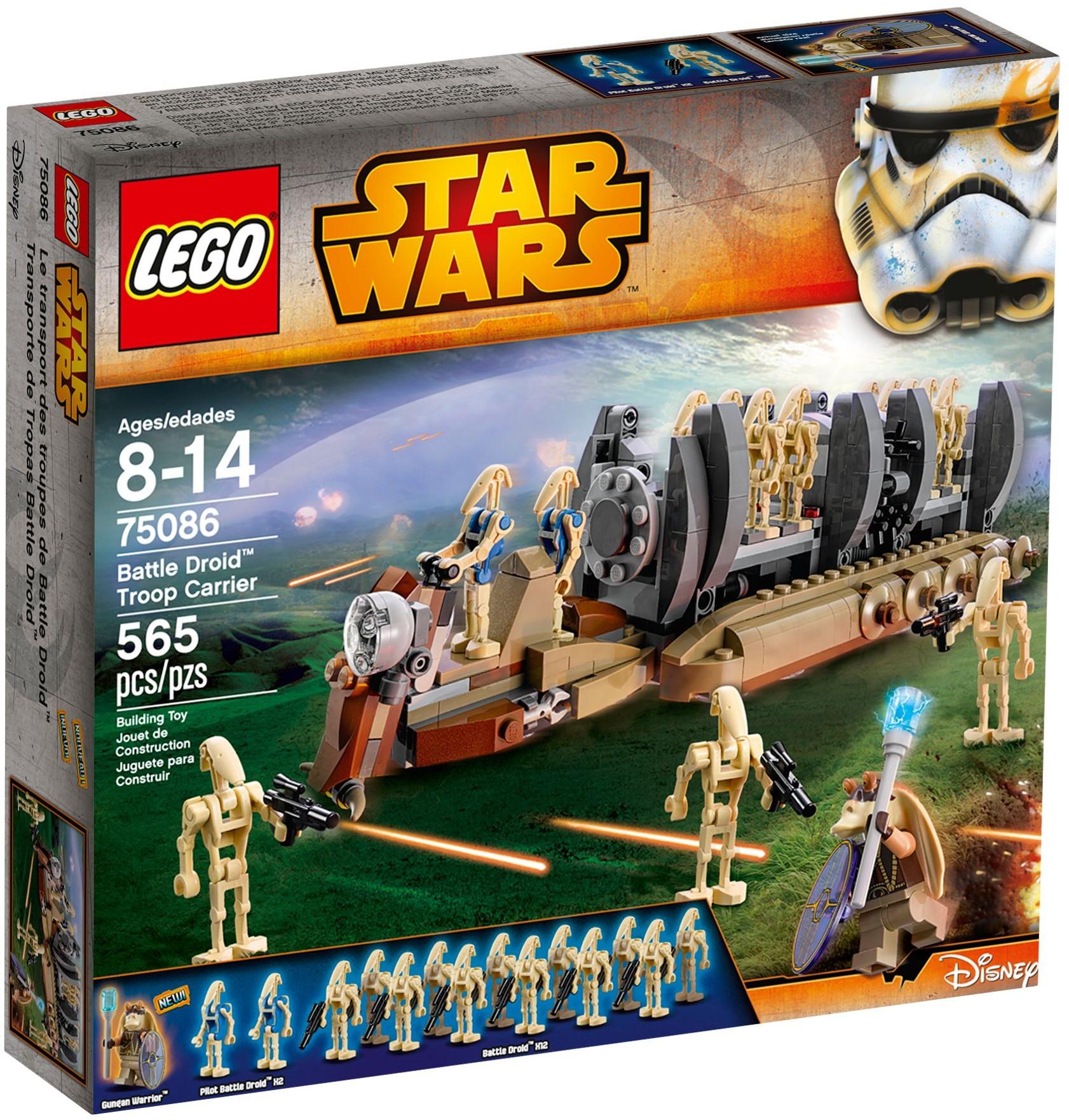 Battle Droid Troop Carrier