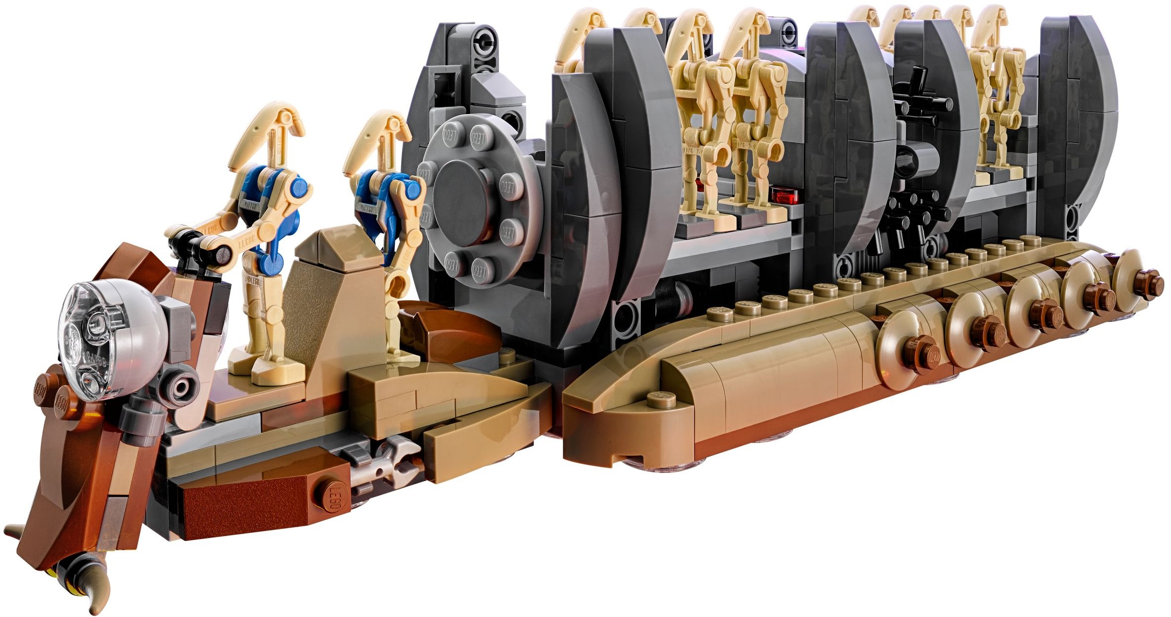 Battle Droid Troop Carrier