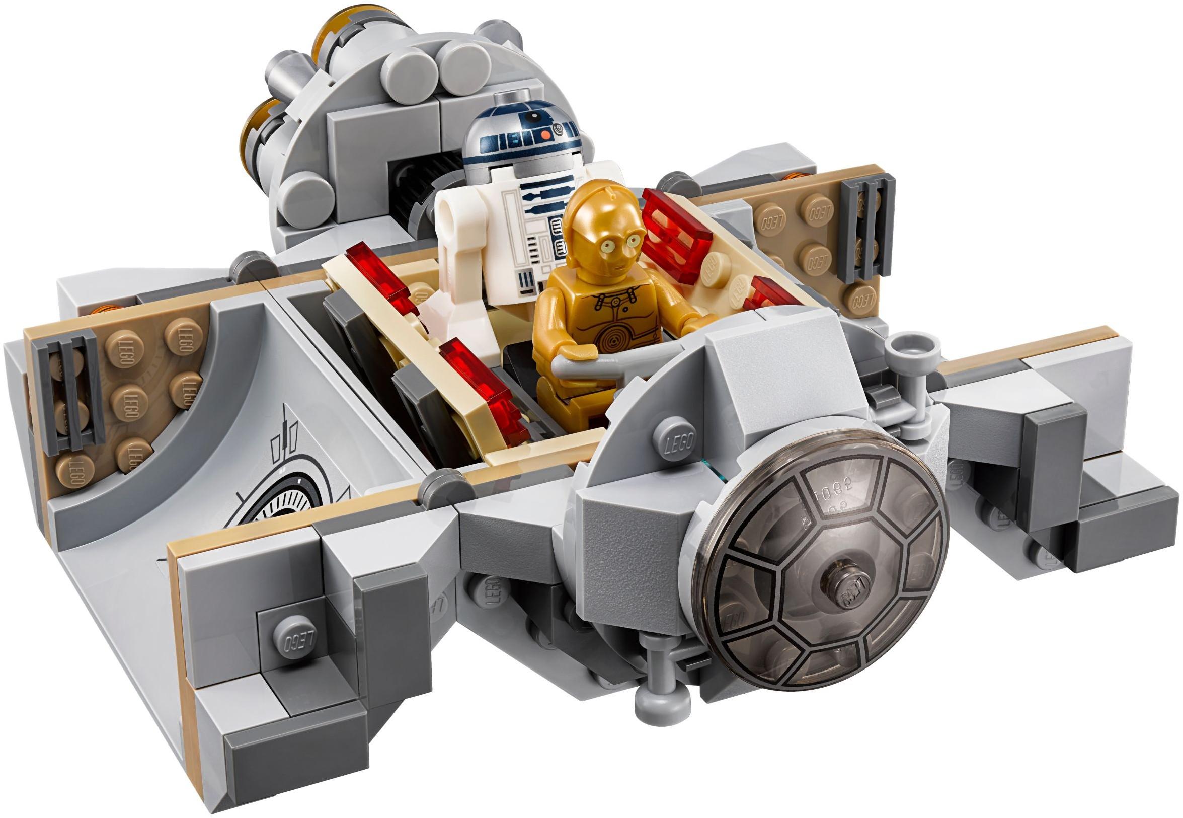 Droid Escape Pod