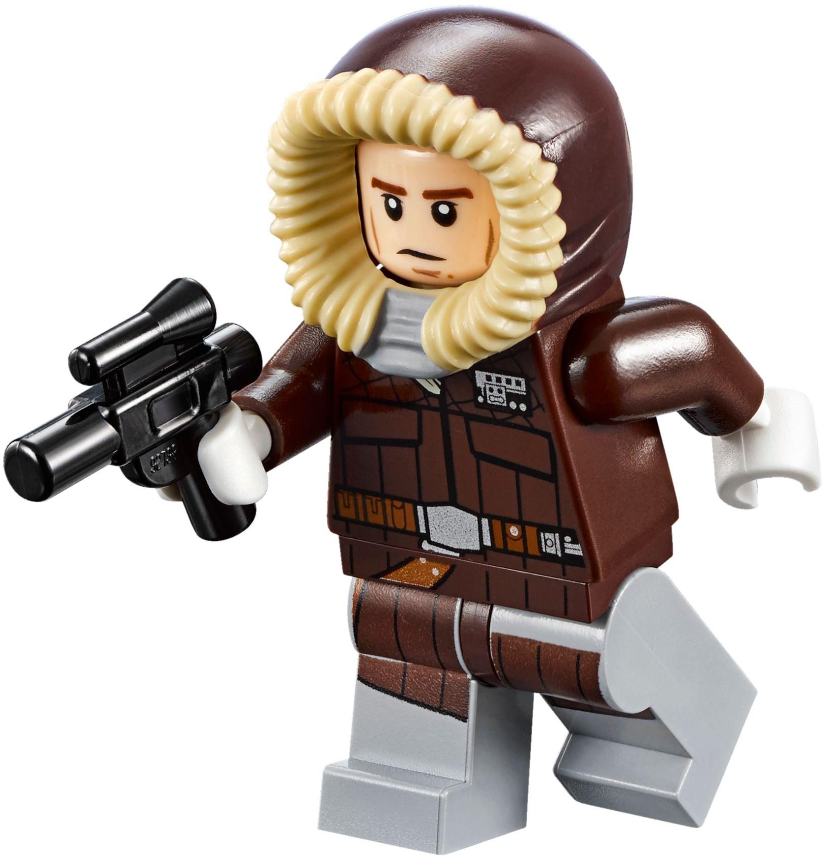 Han Solo | Hoth Attack