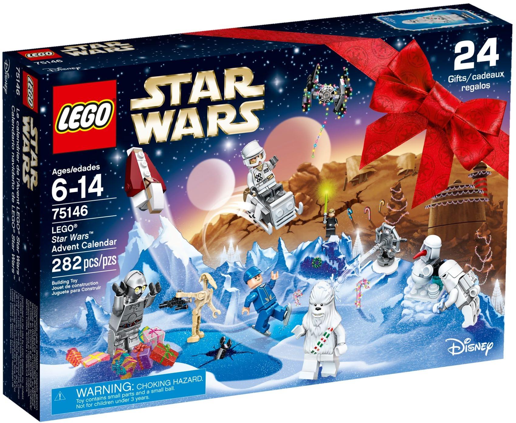 Star Wars Advent Calendar 2016